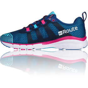 Salming enRoute 2 Shoes Women Limoges Blue/Blue Atoll